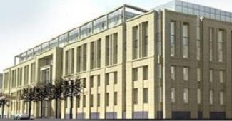 Административное здание ООО «БалтНефтеПровод»