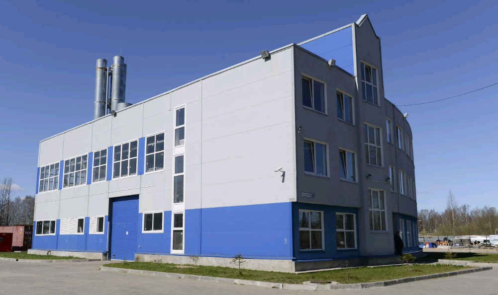 Завод ЖБИ «Мурино»